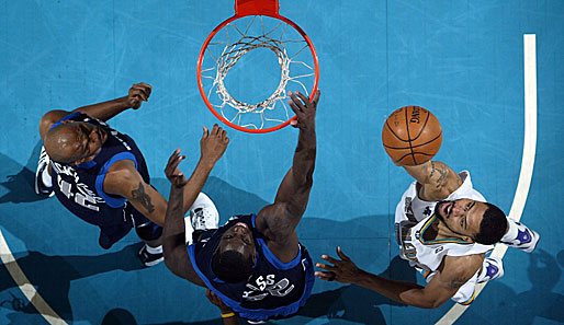 New Orleans Hornets, Dallas Mavericks, Brandon Bass, Tyson Chandler, Jerry Stackhouse