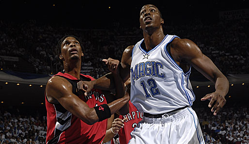 Spiel 2: Orlando Magic - Toronto Raptors 104:103 (Playoff-Stand: 2-0)
