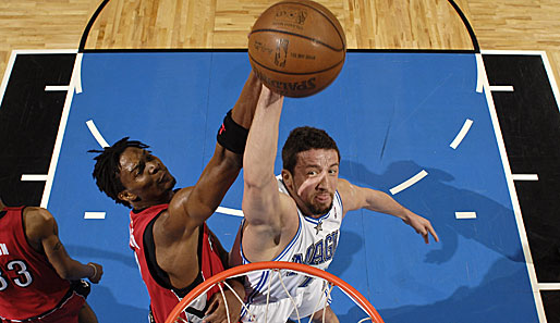 Orlando Magic, Toronto Raptors, Hedo Türkoglu, Chris Bosh