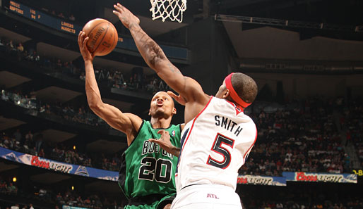Spiel 3: Atlanta Hawks - Boston Celtics 102:93 (Playoff-Stand: 1-2)