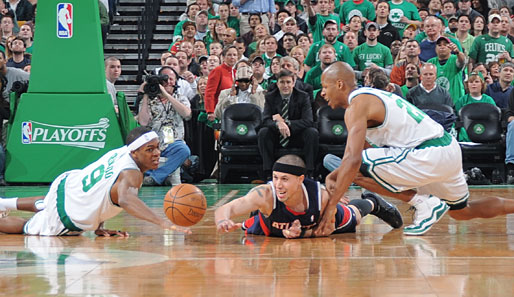 Spiel 5: Boston Celtics - Atlanta Hawks 110:85 (Playoff-Stand: 3-2)