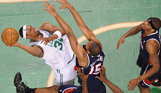 Boston Celtics, Atlanta Hawks, Paul Pierce