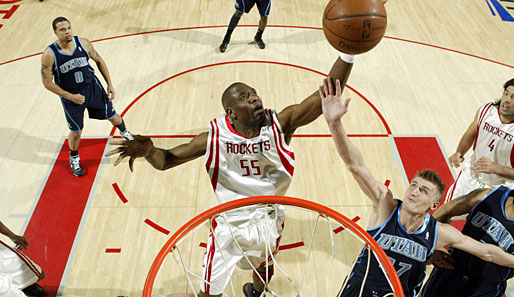 Spiel 5: Houston Rockets - Utah Jazz 95:69 (Playoff-Stand: 2-3)