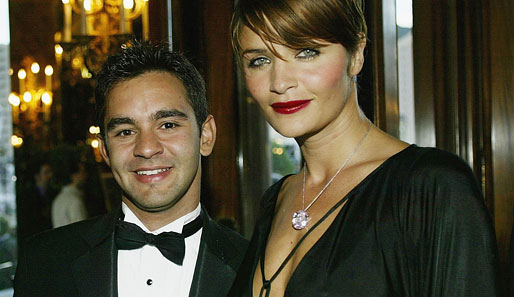 Antonio Pizzonia vergnügte sich anders - mit Top-Model Helena Christensen