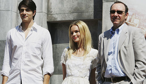 Stargäste: Brandon Roush, Kate Bosworth und Kevin Spacey