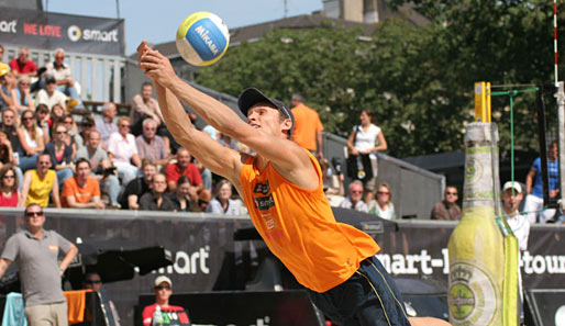 Beachvolleyball, Bonn