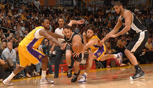 lakers, spurs, los angeles, san antonio, nba, playoffs, duncan, ginobili
