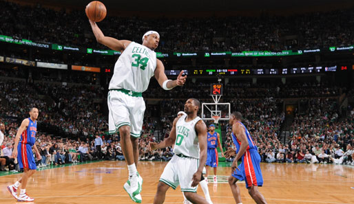 Boston Celtics, Detroit Pistons, NBA Playoffs