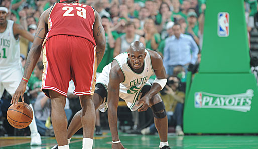 Boston Celtics - Cleveland Cavaliers 97:92 (Playoff-Stand 4-3)