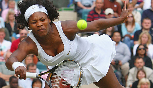 So seh'n Sieger aus...: Serena Williams