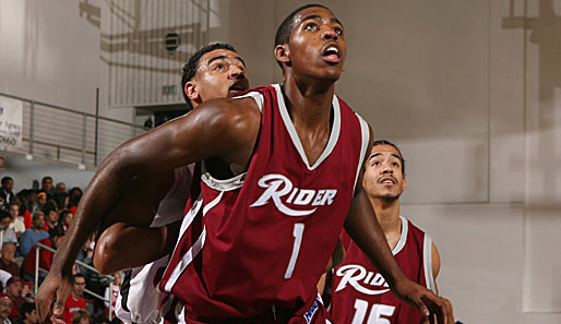Pick Nummer 12: Jason Thompson (Sacramento Kings), Power Forward, Rider