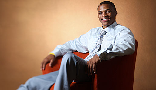 Pick Nummer 4: Russell Westbrook (Seattle Supersonics), Point Guard, UCLA