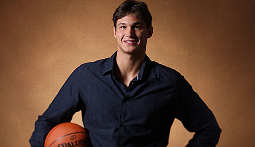 Pick Nummer 6: Danilo Gallinari (New York Knicks), Small Forward, Armani Jeans Milano (Italien)