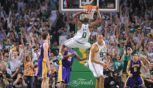 Boston Celtics, Los Angeles Lakers