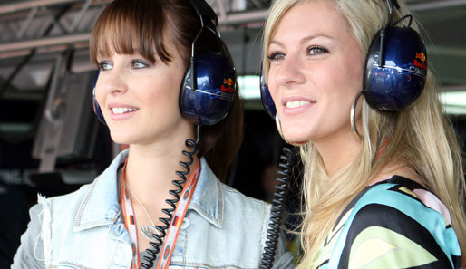 Formel 1, Hockenheim, Deutschland, GP, Gridgirls, Red Bull, Formula Una, Party, Girls