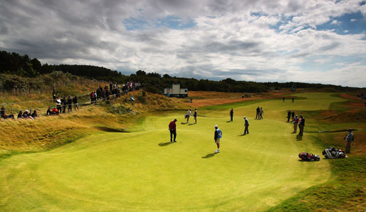 Golf, British Open, Royal Birkdale