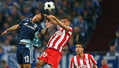 Schalke 04 - Atletico Madrid 1:0