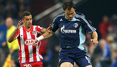 Schalke, Atletico, Madrid