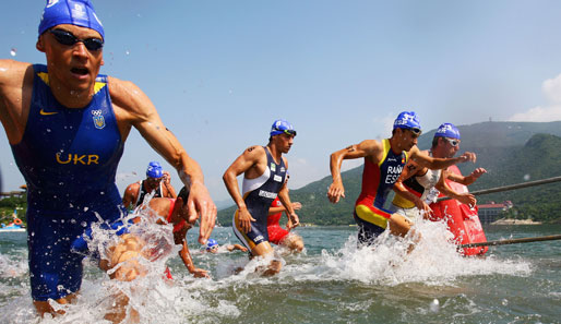 Olympia, Peking, China, Triathlon, Jan Frodeno