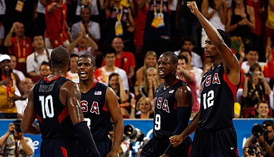 Mission complete: Das Dream-Team holt nach Sydney 2000 wieder Basketball-Gold