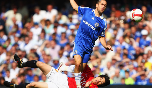 Chelsea London - Manchester United 1:1