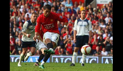 Manchester United, Bolton Wanderers