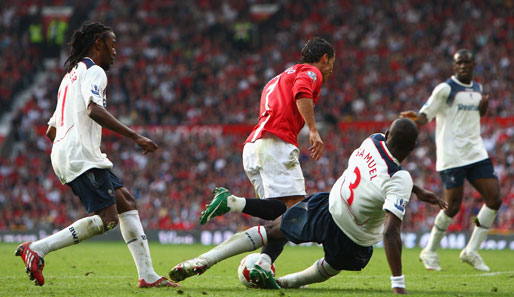Manchester United - Bolton Wanderers 2:0