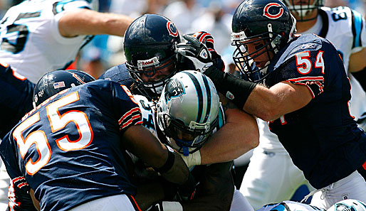 Carolina Panthers - Chicago Bears 20:17
