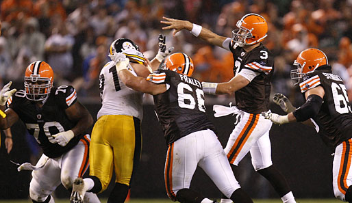 Cleveland Browns - Pittsburgh Steelers 6:10
