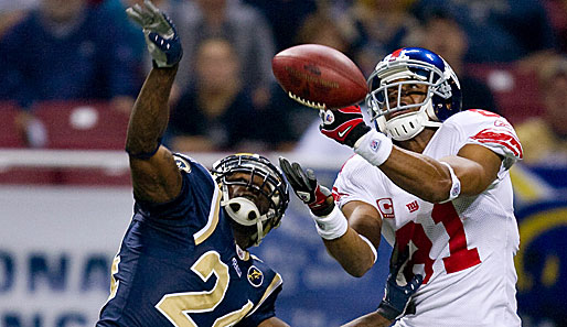 St. Louis Rams - New York Giants 13:41