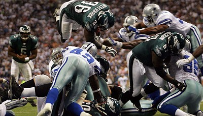 Dallas Cowboys - Philadelphia Eagles 41:37