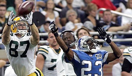 Detroit Lions - Green Bay Packers 25:48