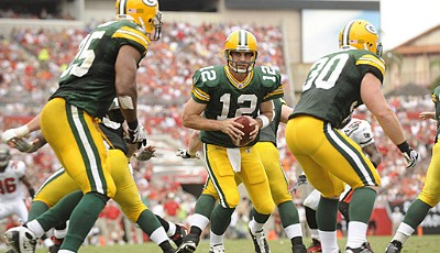 Tampa Bay Buccaneers - Green Bay Packers 30:21