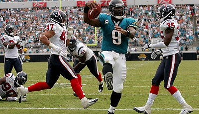 Jacksonville Jaguars - Houston Texans 30:27 n.V.
