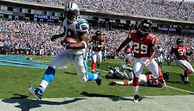 Carolina Panthers - Atlanta Falcons 24:9