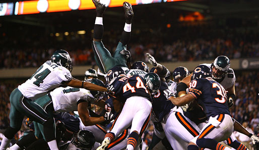 Chicago Bears - Philadelphia Eagles 24:20