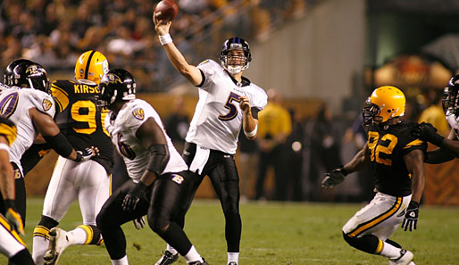Pittsburgh Steelers - Baltimore Ravens 23:20 n.V.