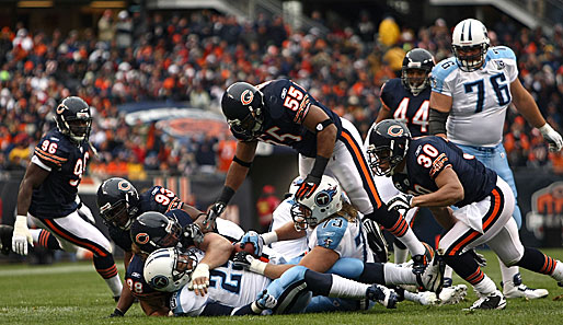 Chicago Bears - Tennessee Titans 14:21