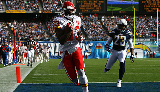San Diego Chargers - Kansas City Chiefs 20:19