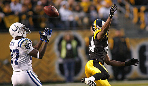 Pittsburgh Steelers - Indianapolis Colts 20:24