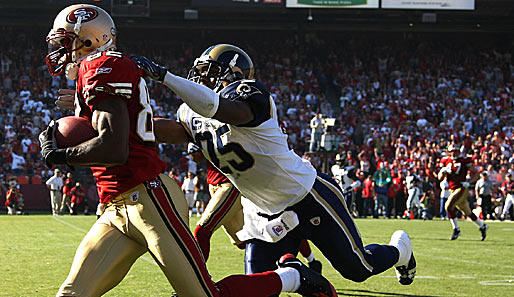 San Francisco 49ers - St. Louis Rams 35:16