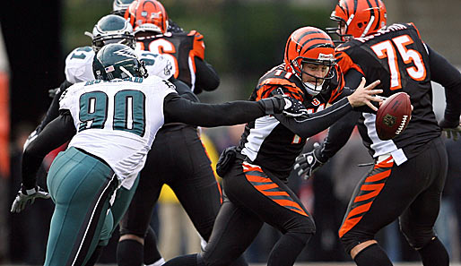 Cincinnati Bengals - Philadelphia Eagles 13:13 OT
