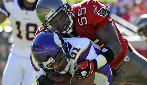 Tampa Bay Buccaneers - Minnesota Vikings 19:13