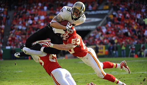 Kansas City Chiefs - New Orleans Saints 20:30