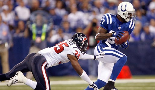Indianapolis Colts - Houston Texans 33:27