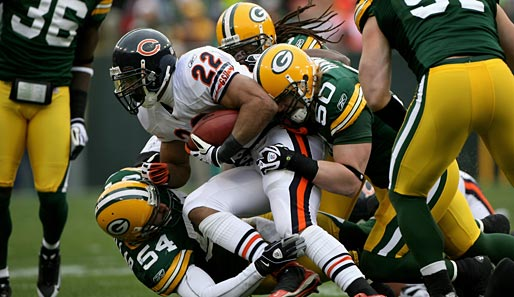 Green Bay Packers - Chicago Bears 37:3