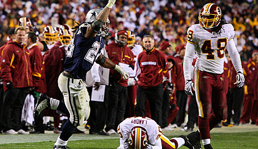 Washington Redskins - Dallas Cowboys 10:14