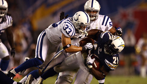 San Diego Chargers - Indianapolis Colts 20:23