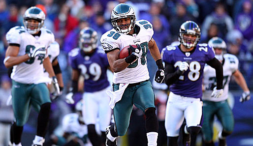 Baltimore Ravens - Philadelphia Eagles 36:7