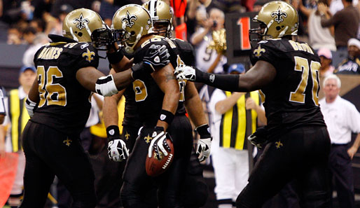 New Orleans Saints - Green Bay Packers 51:29